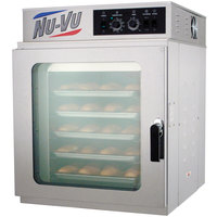 NU-VU RM-5T Full Size Electric Countertop Convection Oven - 240V, 1 Phase, 7 kW
