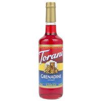 Torani 750 mL Grenadine Flavoring Syrup