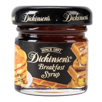 Dickinson's 1 oz. Breakfast Syrup   - 72/Case