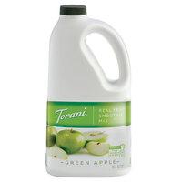 Torani 64 oz. Green Apple Smoothie Mix