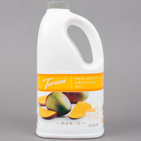 Torani 64 oz. Mango Fruit Smoothie Mix