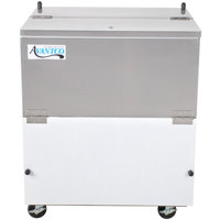 Avantco MC-34 34 inch School Milk Cooler