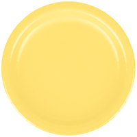 Creative Converting 79102B 7 inch Mimosa Paper Lunch Plate - 240/Case