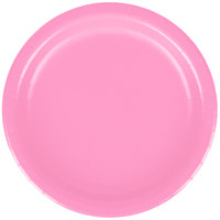 Creative Converting 793042B 7 inch Candy Pink Paper Plate - 240/Case