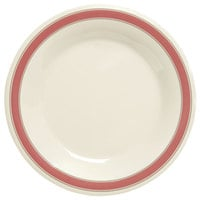 GET WP-12-OX Diamond Oxford 10 1/2 inch Wide Rim Plate - 12/Case