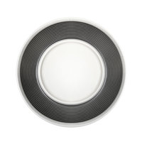 Elite Global Solutions D0004 Victoria 8 1/4 inch Ribbons Plate