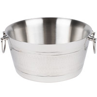 American Metalcraft DWBT15 Double Wall Party Tub - 3.8 Gallon Capacity