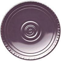Elite Global Solutions V91 Hot Cha-Cha Purple 9 inch Round Plate