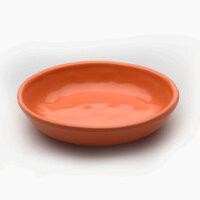 Elite Global Solutions D412B Tuscany 6 oz. Sunburn Terra Cotta Melamine Monkey Bowl
