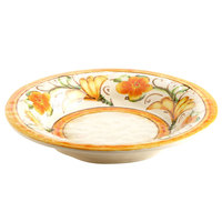 Elite Global Solutions D1178PB Tuscany 28 oz. Design Melamine Soup / Pasta Bowl