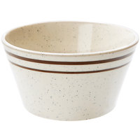 GET BC-007-U Ultraware 8 oz. Ironstone Bowl - 48/Case