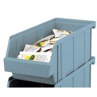 Cambro 5412CBP401 Slate Blue Versa Organizer Bin