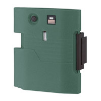 Cambro UPCHBD8002192 Granite Green Heated Retrofit Bottom Door for Cambro Camcarrier - 220V (International Use Only)
