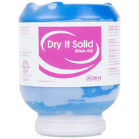 Noble Chemical 5 lb. Dry It Solid Rinse Aid