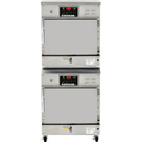 Winston Industries CAT507/CAT507 CVAP Full Height Stacked Thermalizer Oven - 208V, 1 Phase