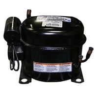 True 842079 1/3 hp Compressor with Overload, Relay, and Start Capacitor - 220/240V, R-404A