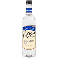 DaVinci Gourmet 750 mL Sugar Free Sweetener Syrup