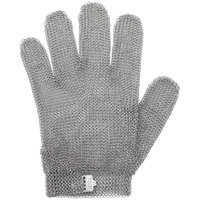 Victorinox 81705 niroflex2000 Orange Cut Resistant Stainless Steel Mesh Glove - Extra-Large