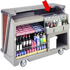Cambro 14510 Ice Sink Cover for Cambro BAR650 and BAR730 Cambars