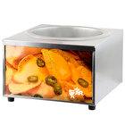 Star 11WLA 11 Qt. Heat & Serve Lighted Nacho Cheese Warmer / Nacho Cheese Dispenser - 1600W
