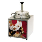 Star 3WLA-P 3.5 Qt. Lighted Food Warmer with Pump