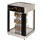 Star HFD2AP 21 1/8 inch Humidified Pretzel Display Case for 72 Pretzels