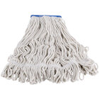 Continental A05003 32 oz. Blend Loop End Natural Mop Head with 5 inch Band