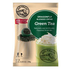 Big Train Dragonfly Green Tea Blended Creme Frappe Mix - 3.5 lb.