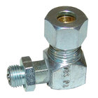 All Points 26-1680 Pilot Orifice Elbow; #0.010; Liquid Propane; 5/16 inch-32 Thread; Tube Size (CCT): 1/4 inch