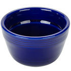 Tuxton CCB-0752 Concentrix 7.5 oz. Cobalt China Bouillon Cup - 24/Case