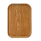 Cambro 1116307 10 7/8 inch x 15 7/8 inch Light Elm Insert for 1622 Fiberglass Camtray - 24 / Case