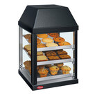 Hatco MDW-1X One Door Mini Display Warmer with Three Shelves - 470W