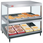 Hatco GRSDS/H-30DHW Glo-Ray 30 inch High Wattage Horizontal / Slanted Double Shelf Merchandiser