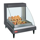 Hatco GRCD-1P Gray 20 inch Glo-Ray Full Service Single Shelf Merchandiser - 120V, 410W
