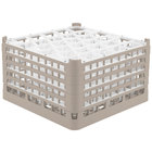 30 Compartment Vollrath Glass Racks and Extenders