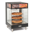 Nemco 6420 Heated Countertop Pizza Merchandiser with Three 12 inch Racks - 120V