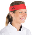 Headsweats 8801-803 Red Customizable Eventure Headband