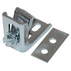 All Points 26-1587 3/4 inch x 1 3/8 inch Adjustable Door Strike