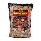 Hickory Wood Chunks 360 Cu. In. Bag