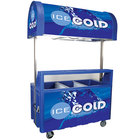 Blue ICC-1 3040 256 Qt. Illuminated Concessionaire