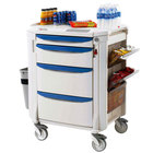 Metro FLMB1 Mini Bar Restocking Cart