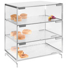 Cal-Mil PC300-39 Three Tier Platinum Pastry Display Case - 16
