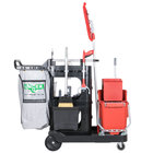 Janitor Carts and Janitor Caddies