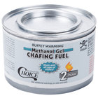 Choice Methanol Gel Chafing Dish Fuel - 72/Case