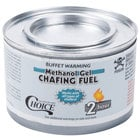 Choice Methanol Gel Chafing Dish Fuel - 3/Pack