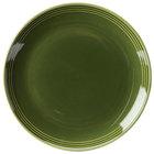 Homer Laughlin 13069391 Bosque Moss 6 1/2 inch Round Plate - 36 / Case
