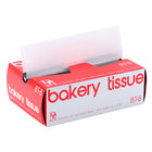 Durable Packaging BT-8 Interfolded Bakery Tissue Sheets 8 inch x 10 3/4 inch - 10,000 / Case