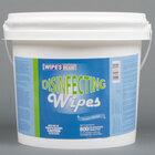 WipesPlus Empty Bucket for Extra Strength Disinfecting Wipes