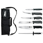 Victorinox 46149 7-Piece Fibrox Handle Culinary Knife Set