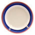 Homer Laughlin Sovona Rolled Edge China Dinnerware